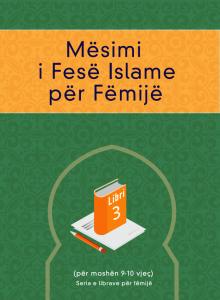 Libri i Fesë Islame për fëmijë 3